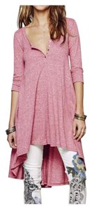 Other Plus Maternity Hi Low Dress Relaxed Tunic