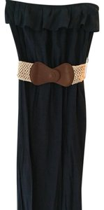 Navy blue Maxi Dress by Wet Seal