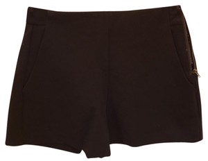 Lush Mini/Short Shorts Black