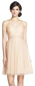 Jenny Yoo Cashmere Tulle Wren Feminine Bridesmaid/Mob Dress Size 2 (XS)