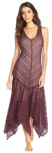 Eggplant Maxi Dress by Free People Urban Outfitters