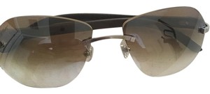 Cartier Cartier C Decor Green marbled Sunglasses
