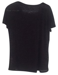 Mango T Shirt Black