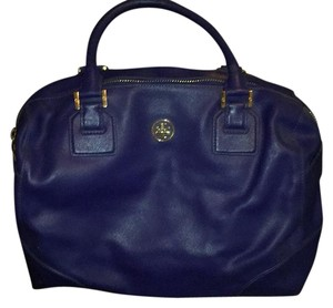 Tory Burch Satchel in Cobolt Blue