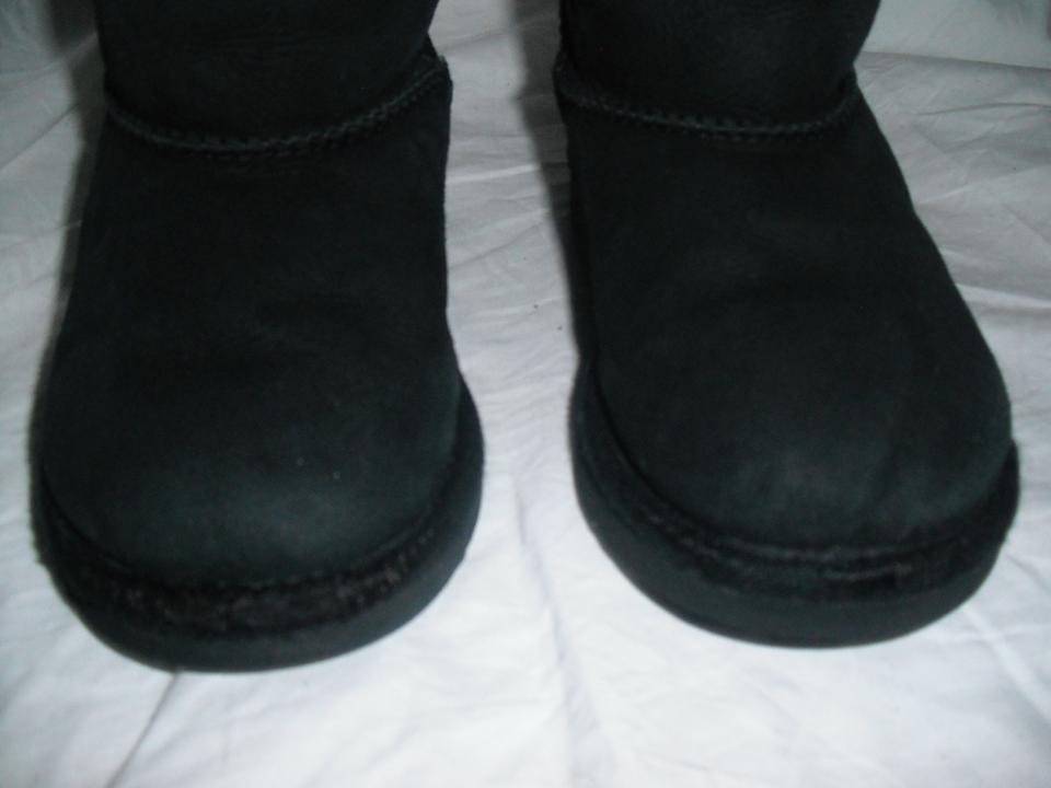 c8fee874e86 UGG Australia Black Toddler Classic 5251t Kids Boots/Booties Size US ...