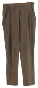 3.1 Phillip Lim Trouser Pants Beige/tan