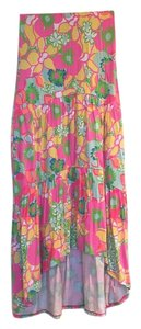 Lilly Pulitzer Maxi Skirt Multi