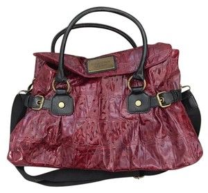 Simply Vera Vera Wang Satchel in Red
