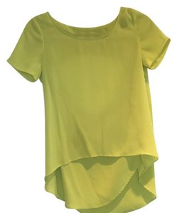 BCBGeneration Top Neon green