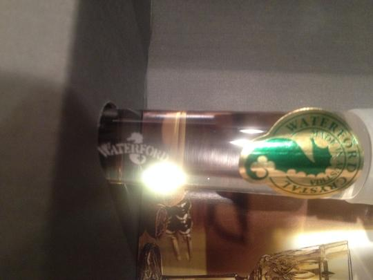 Pair Of Beautiful Waterford Wine Stoppers