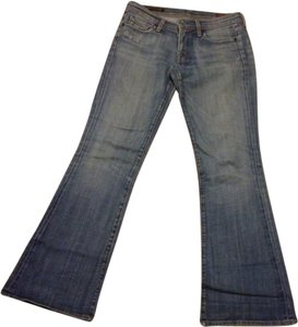 Citizens of Humanity Small Flare Leg Jeans-Medium Wash