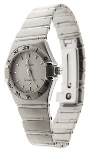 Omega Omega Constellation Stainless Steel 23mm Watch
