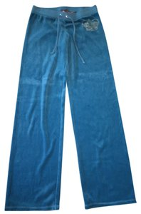 Juicy Couture Jiucy Athletic Pants Blue