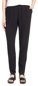 Eileen Fisher Slouchy Relaxed Pants black