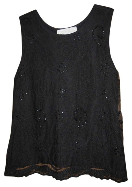 Preload https://item1.tradesy.com/images/black-joseph-a-lace-overlay-tank-topcami-size-8-m-195420-0-0.jpg?width=400&height=650
