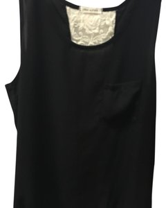 Top Black & offwhite
