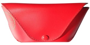 Ray-Ban Ray-Ban Sunglasses Case Aviator Red