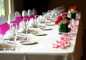 Wedding Reception Catering Package For 60 People