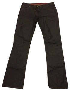 Hugo Boss Italy Medium 28 Pants Straight Leg Jeans-Medium Wash