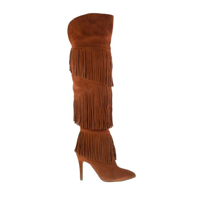Item - Ginger Chance Over The Knee Boots/Booties Size US 8.5 Regular (M, B)