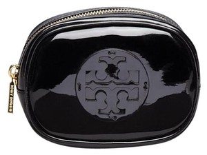 Tory Burch SMALL ZIP PATENT COSMETIC CASE