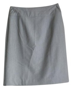 Worthington Pencil Skirt Gray