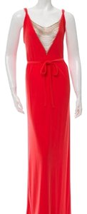 Orange Maxi Dress by Rachel Zoe
