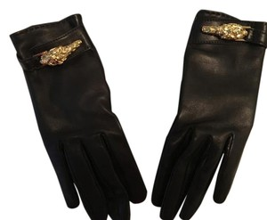 Gucci CHorse Leather Gloves