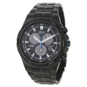 Citizen Citizen Perpetual Eco Drive Chronograph Mens Watch BL5435-58E