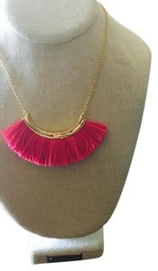 Stella & Dot Eden Fringe Necklace