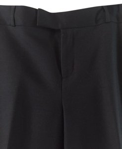 Banana Republic Dress Wide Leg Pants Navy