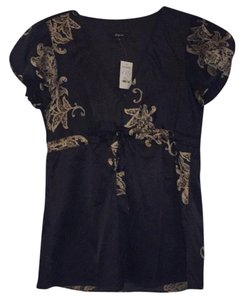 Express Top Black/Tan