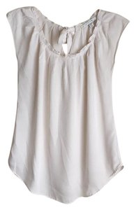 LC Lauren Conrad Top Off White