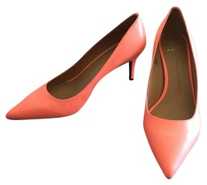 Banana Republic Pink Coral Pumps