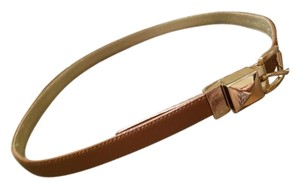 Michael Kors pryamid belt