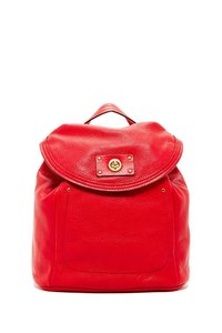 Marc by Marc Jacobs Purse Leather Backpack