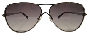 Wildfox WildFox AIRFOX Sunglasses Aviator Color Gun Metal Authentic New