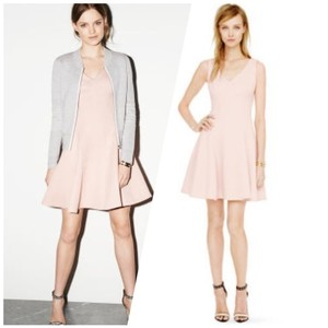 Club Monaco short dress pink on Tradesy