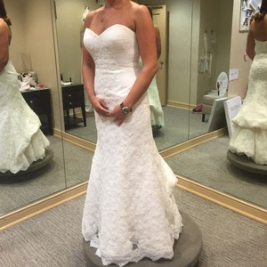 Oleg Cassini Oleg Cassini Like New Wedding Dress
