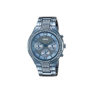 Guess Guess Women's Iconic Sporty Sky Blue Watch U0628L6