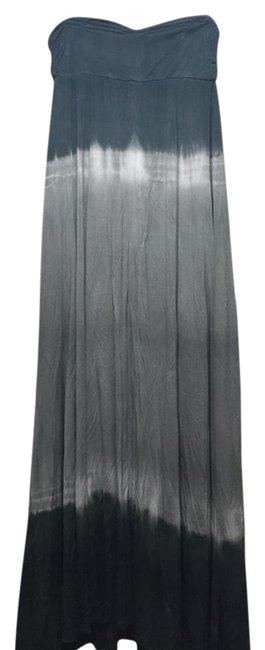 Item - Blue and Gray Skirt Size 6 (S, 28)