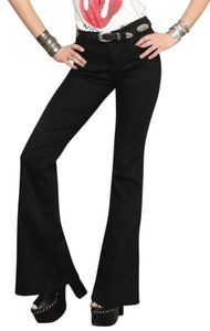 Gypsy Warrior Jeans Jeans Bell Flare Pants Black