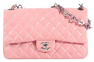 Chanel Quilted Cc Ch.k0815.07 Shw Limited Edition Shoulder Bag