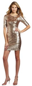BCBGMAXAZRIA Sequin Stretchy Dress