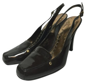 Bandolino Brown patent leather Pumps