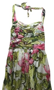 Tommy Bahama short dress Floral on Tradesy