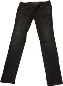 Bullhead Denim Co. Small Skinny Jeans-Distressed
