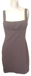 Victoria's Secret short dress Brown Tank Inset Bust on Tradesy