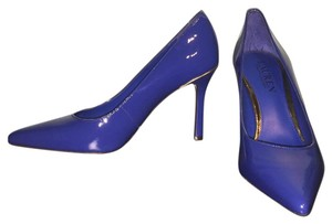 Lauren Ralph Lauren Cobalt Blue Pumps