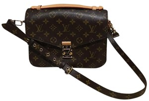 Louis Vuitton pochette Metis Monogram crossbody bag Cross Body Bag